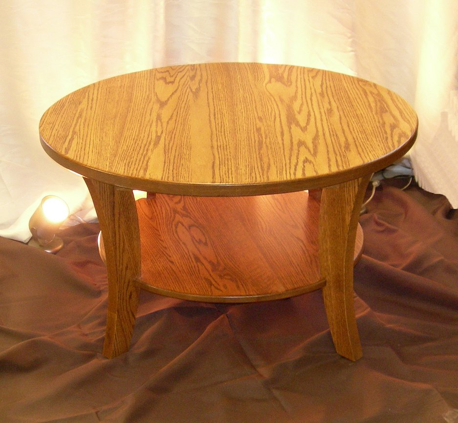 Incredible Round Oak Coffee Table 938 x 866 · 134 kB · jpeg