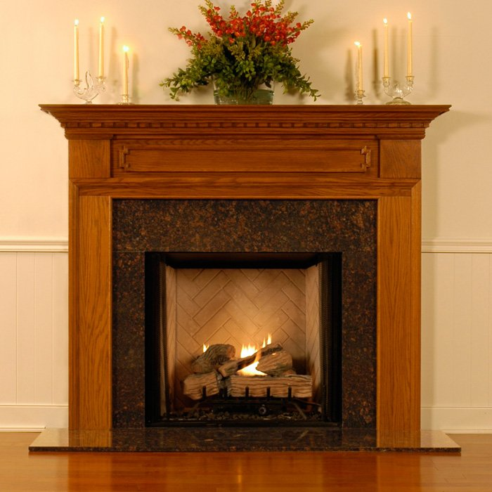 Wood Fireplace Mantels Designs 700 x 700